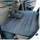 ZAIJH Car Travel Inflatable Mattress Air Bed Camping Universal SUV Back Seat Couch …