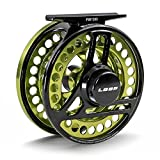 Loop Evotec Featherweight Fly Reel GREEN 4-6 LEFT