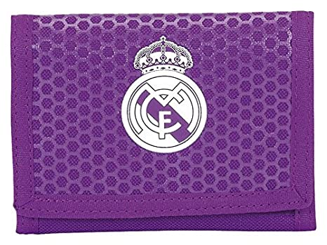 Real Madrid Billetera, 2ª equipacion Temporada 2016/2017 ...