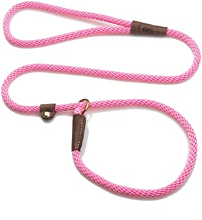 """product image for Mendota 3/8"""" by 6' Slip Lead, Hot Pink, Small"""