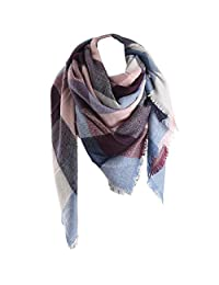 Unisex Winter Scarf (Double Layer Knit)