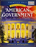 Magruder's American Government, William McClenaghan, 013166803X