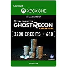 Tom Clancy's Ghost Recon Wildlands: Currency pack 3840 GR credits  - Xbox One [Digital Code]