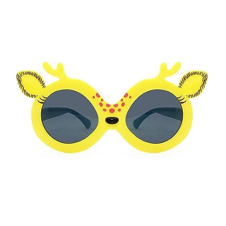 FXXUK Moda Niños polarizados Gafas de Sol Goma Flexible ...