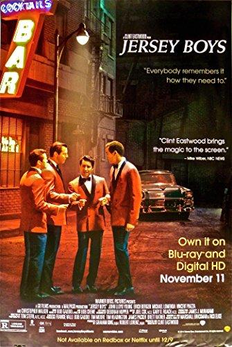 Jersey Boys ~ Original 27x40 Advertising Poster