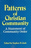Patterns of Christian Community, , 0892831863
