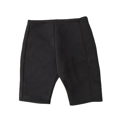 140bbe8ee4 men's UPF50+ Snorkeling Sport Board Shorts Swimsuit Bottom Skinny Capris  Swim Shorts