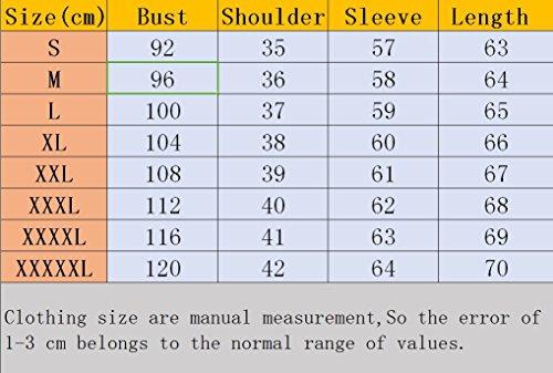 Col Automne Mode Chemisiers Irrgulier JackenLOVE Longues Ajustable et Blouse Haut Lache V Shirt Tops Casual Blanc Printemps Femme Manches pxPvFq