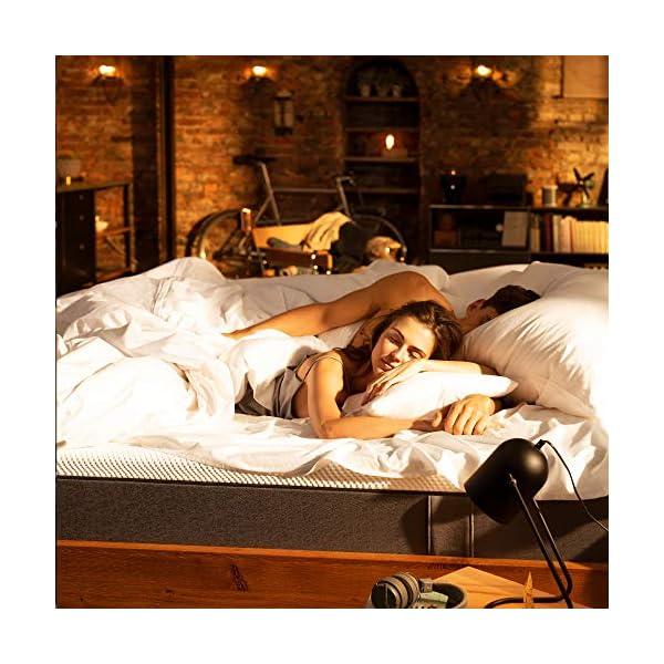 Emma Original Materasso Matrimoniale 160x190 - Eletto Prodotto dell´Anno 2020 - Altezza 25cm - Memory Foam Traspirante… 5 spesavip