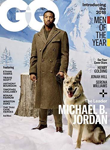 Magazines : GQ