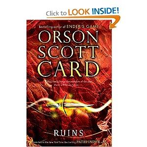 Ruins (Pathfinder Series) Orson Scott Card
