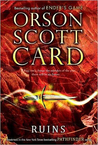 Amazon com: Ruins (Pathfinder) (9781416991779): Orson Scott Card: Books