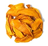Anna and Sarah Organic Dried Mango 1 Lb, No Sugar Added Natural Snacks