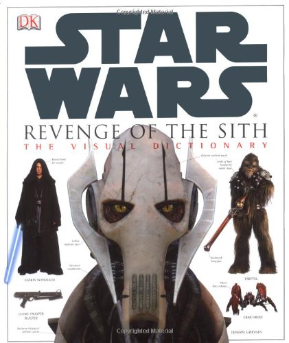 Star Wars Episode 3' Visual Dictionary