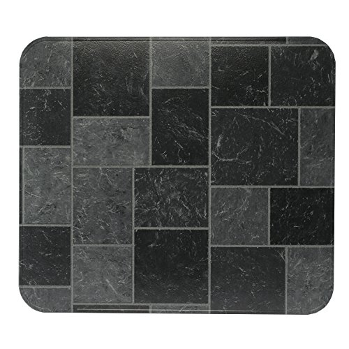 Home Depot Slate Tile (HY-C UL1618 Type 2 Slate Tile Stove Board, 36 by 48-Inch, Gray)