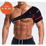 Support Shoulder Brace for Women and Men | 3-Size Shoulder...