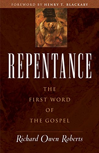 Repentance: The Leading Word of the Gospel