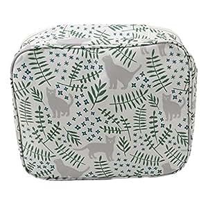 sourban impermeable maquillaje bolsa portátil bolsa de cosméticos bolsa de viaje organizador bolsa de almacenamiento Caja Profesional Set