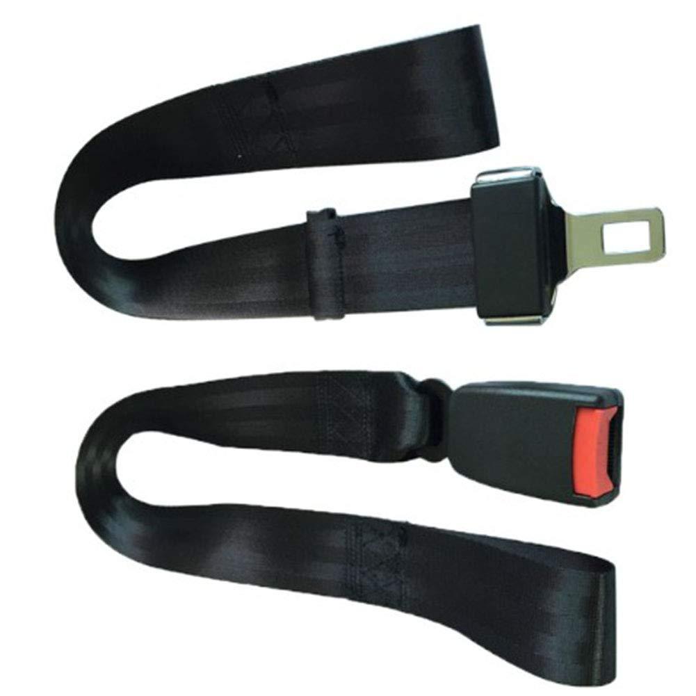 RANRANHOME Correa para Silla de Ruedas cinturón de Seguridad, arnés para Silla de Ruedas, cinturón de Estilo automático con Hebilla de Metal para Arriba ...