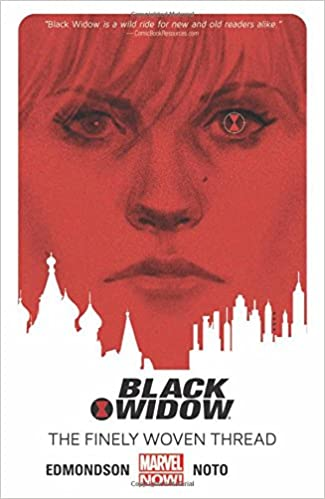 Image result for Black Widow: THE Finely Woven Thread by Nathan Edmondson