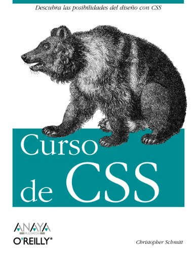 Curso de CSS/ Course for CSS (Spanish Edition) by Anaya Multimedia-Anaya Interactiva
