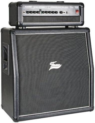 AMPLI - Amplificador de válvulas para guitarra (120 W, 2 entradas ...