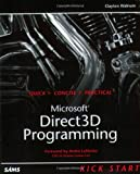 Direct 3D Programming, Clayton Walnum, 0672324989