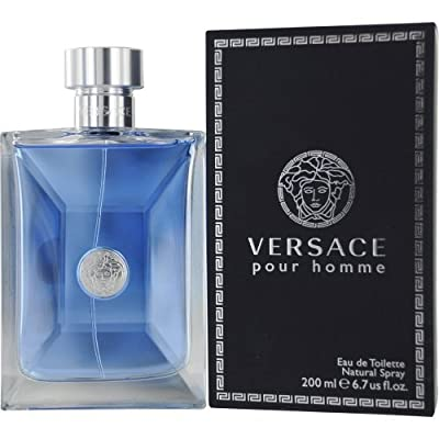 Versace Pour Homme By Gianni Versace Eau-de-toilette Spray for Men, 6.70 fl. oz