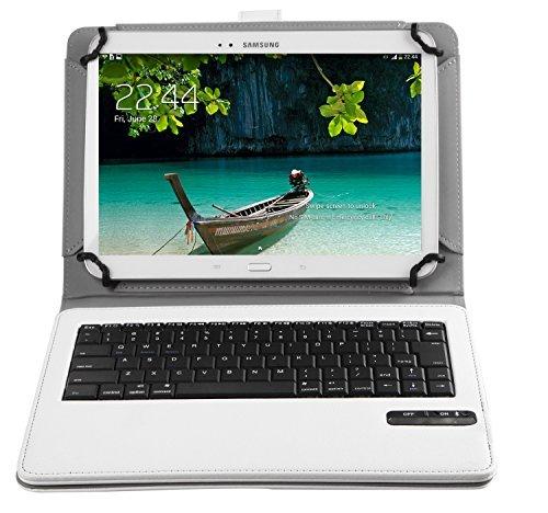55 opinioni per IVSO ASUS ZenPad 10 QWERTY Bluetooth Tastiera Portfolio- DETACHABLE Bluetooth
