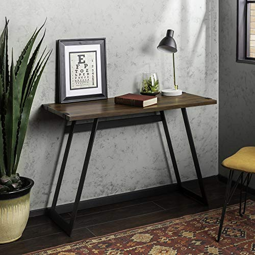 - WE Furniture AZW42MWRADW Desk, 42