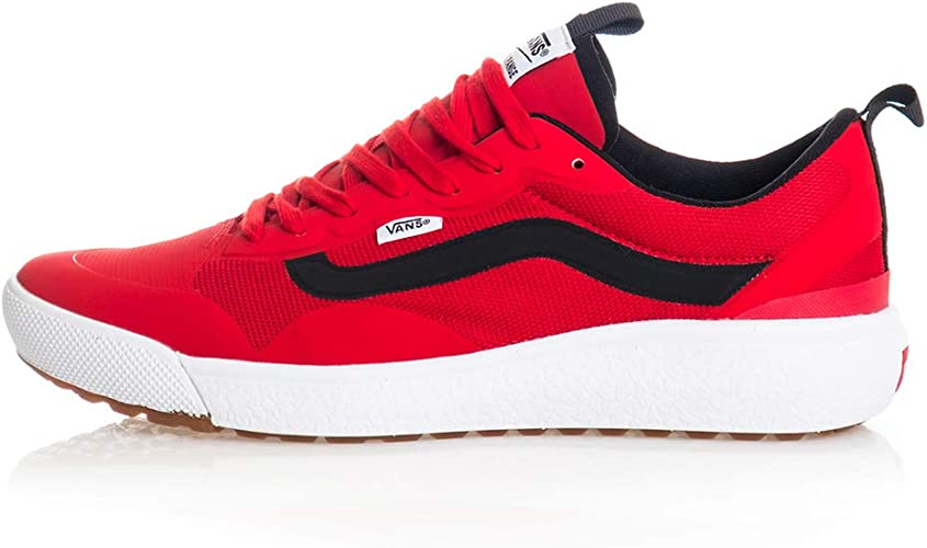 Vans Men's Trainers Red red: Amazon.co