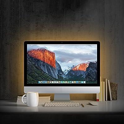Flux color + iluminación para televisión – pequeño (39in) – USB ...