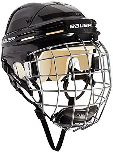 Bauer 4500 Helmet Combo Black, Small