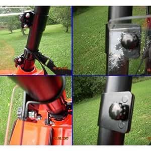 UTV Windshield Quick Connect Clamp