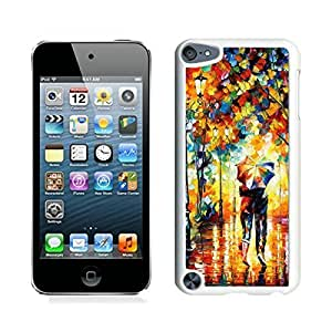 Diy Yourself Suppliersale discount Rainbow wolf iPod touch 5 case cover White Cover FM2I4QDtQft