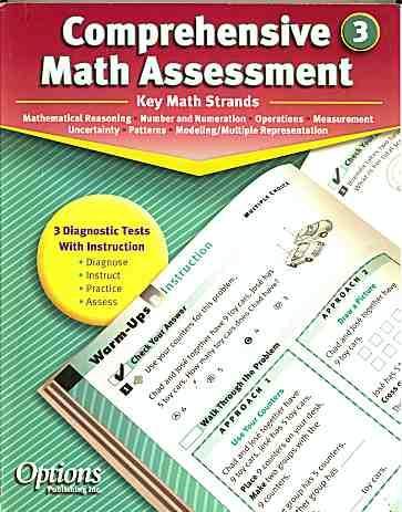 Download Comprehensive Math Assessment 3 pdf epub