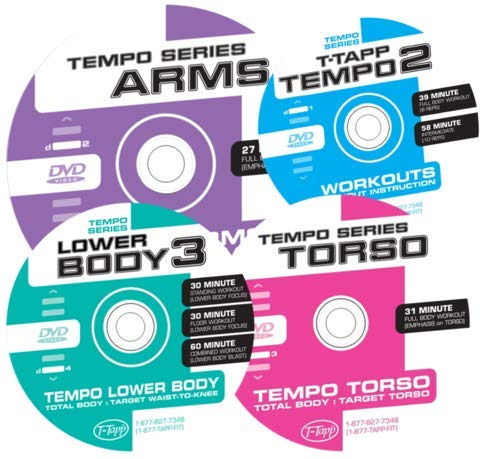 T-Tapp Tempo Series Bundle