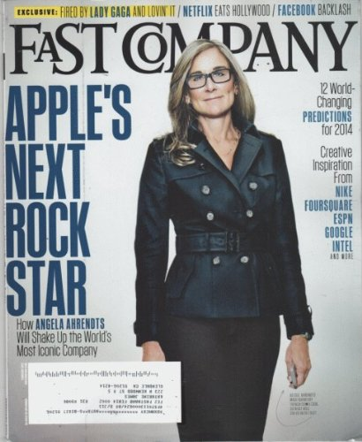 fast company magazine 2014 - 2