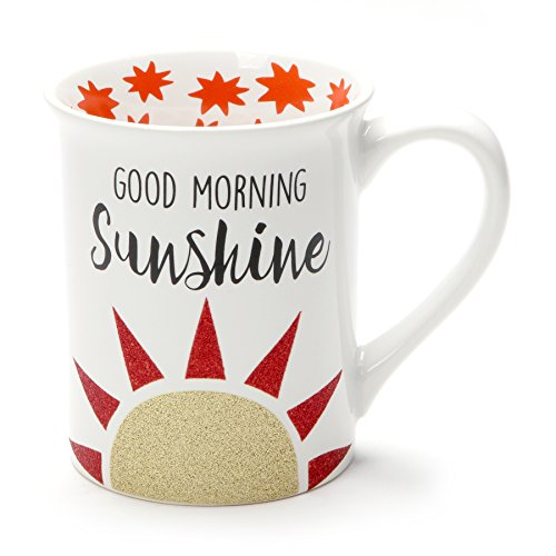 Mug Good Morning Coffee - Enesco 6001220 Our Our Name Is Mud