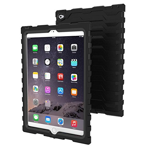 apple-ipad-air-2-black-shock-drop-hard-candy-cases-silicone-rugged-shock-absorbing-protective-dual-l