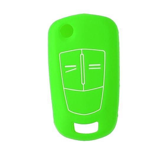 7 opinioni per Guscio per telecomando auto, in silicone Verde