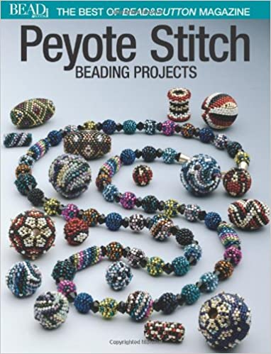 Best of bead and button peyote stitch beading projects amazon best of bead and button peyote stitch beading projects amazon editors of beadbutton magazine fremdsprachige bcher fandeluxe Images
