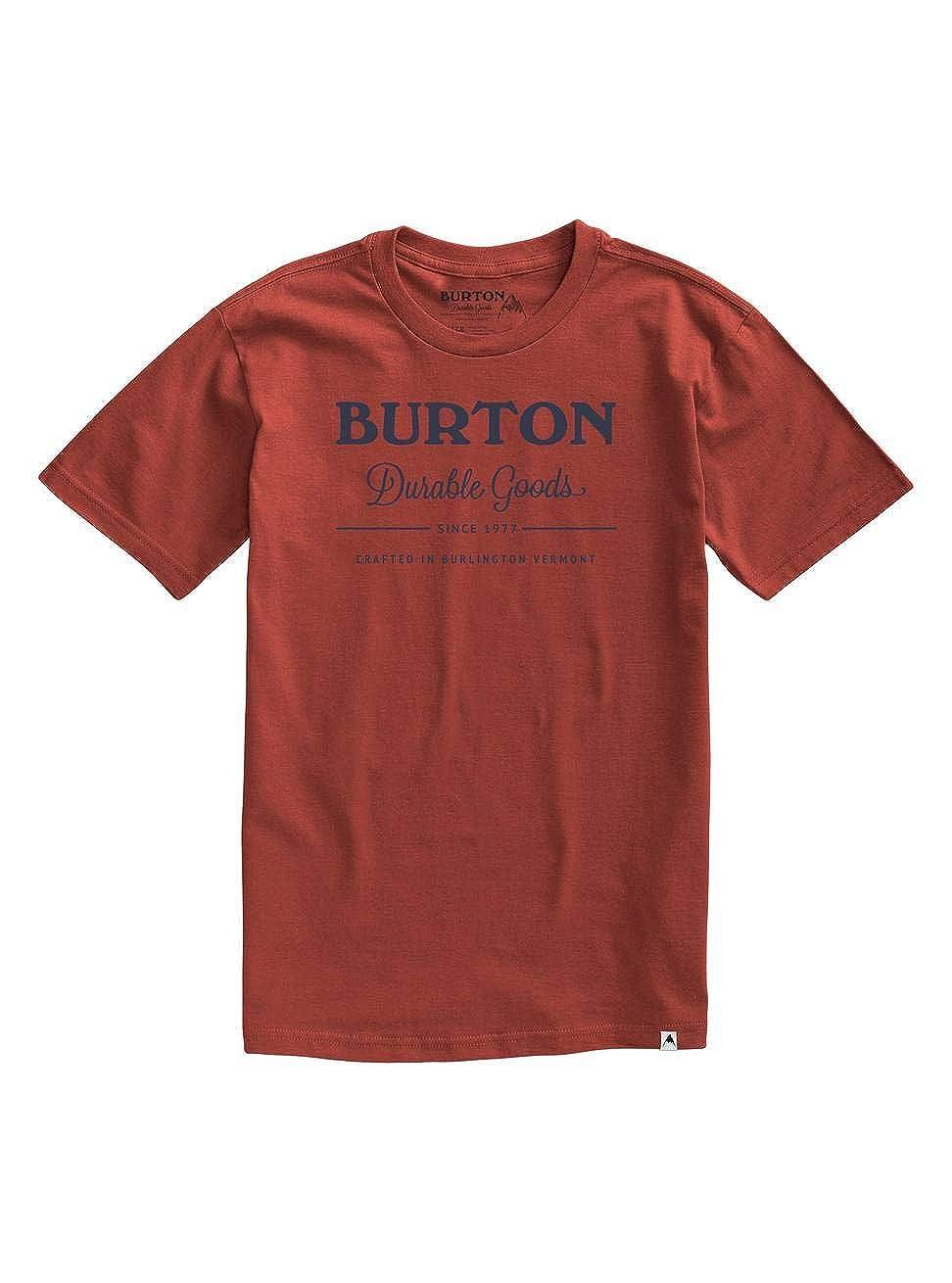 Burton Durable Goods Shortsleeve Camiseta, Hombre