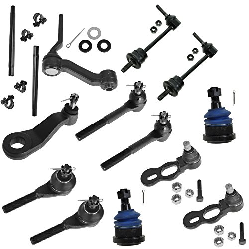 14 Piece Complete Suspension Steering Kit for Ford Crown Victoria Lincoln Town Car Mercury Grand Marquis