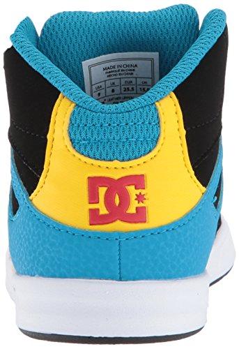 Shoes Youth DC Multi Black Skate White Rebound Youth DC 1qgcEwzzp