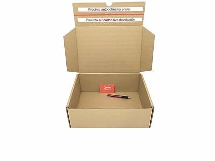 Caja de cartón para envíos (caja doble envío) de 39 x 33 x 13
