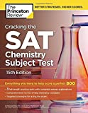img - for Cracking the SAT Chemistry Subject Test, 15th Edition (College Test Preparation) book / textbook / text book