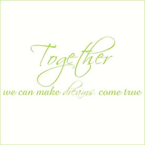 we will make it together
