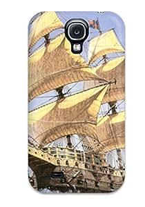 Excellent Design Boat S Phone Case For Galaxy S4 Premium Tpu Case