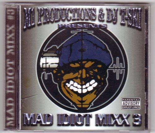 Mix Short Master (Mad Idiot Mixx 3 West Coast South Classics Mix)